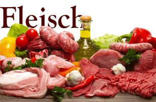 Täglich frisches, zartes Fleisch